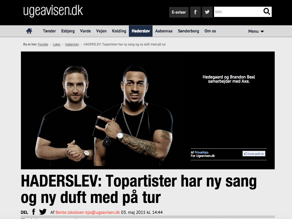 www ugeavisen esbjerg